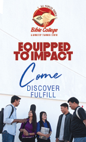 Download Brochure bible college church in Bangalore