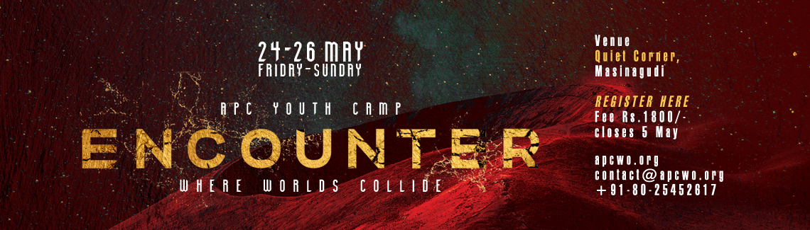Youthcamp Encounter